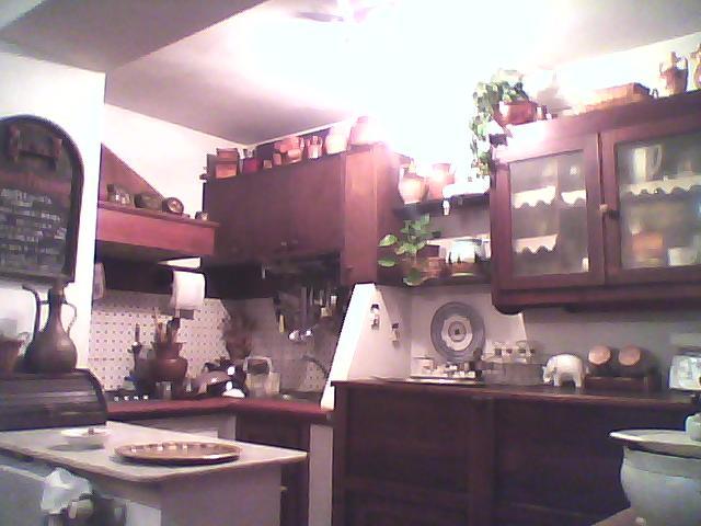 7 Cucina in taverna - Torriti Immobiliare